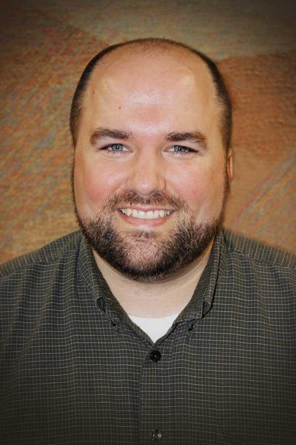 Portrait of Joshua McCloud