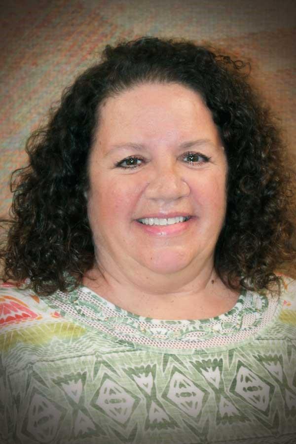 Portrait of Kim Lynch