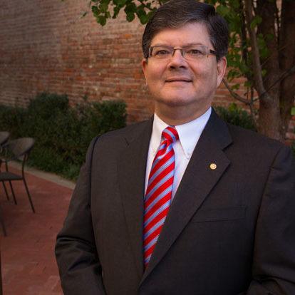 Portrait of Kevin Mitchelson