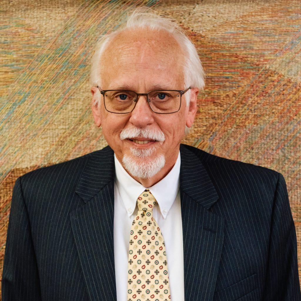 Portrait of Ken Cunningham