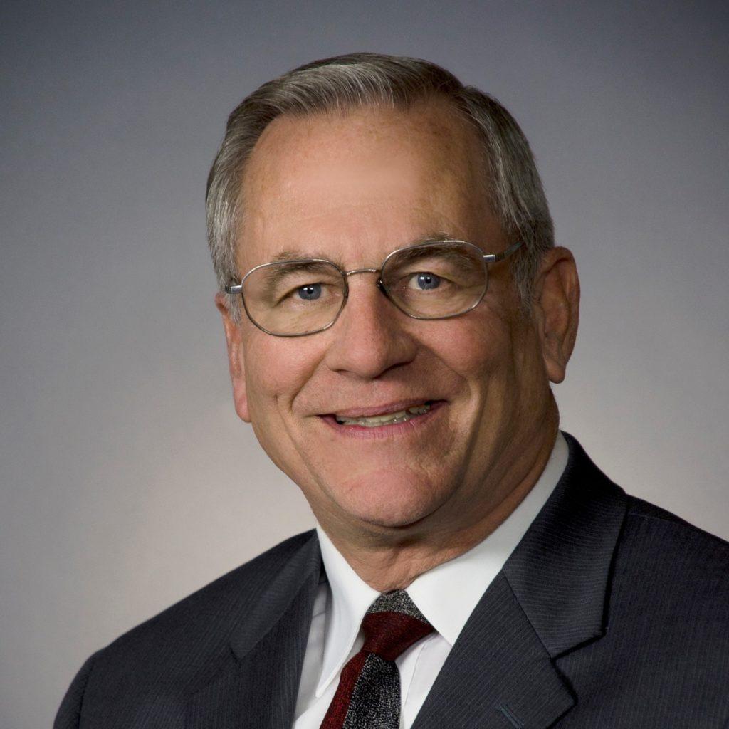 Portrait of Rod Landrum