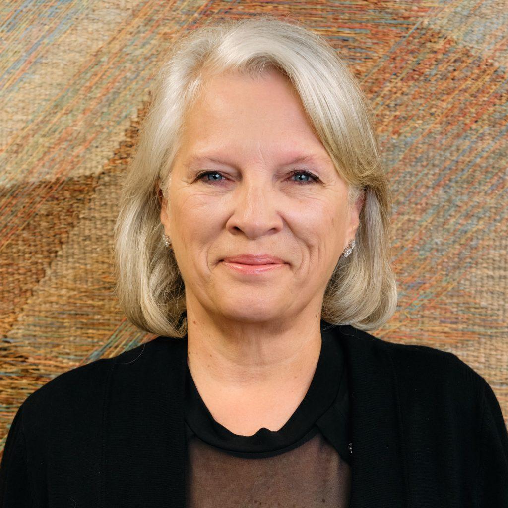 Portrait of Diana Polston