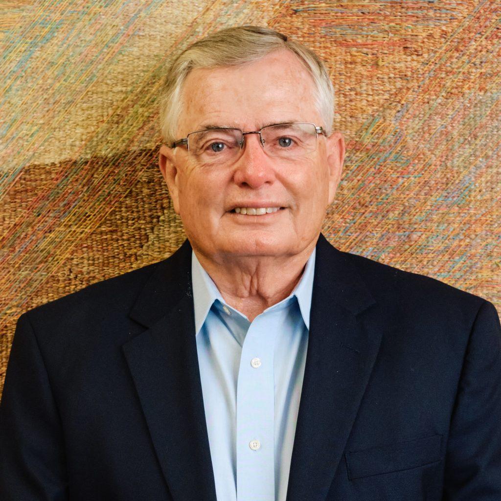 Portrait of Ron Rhodes