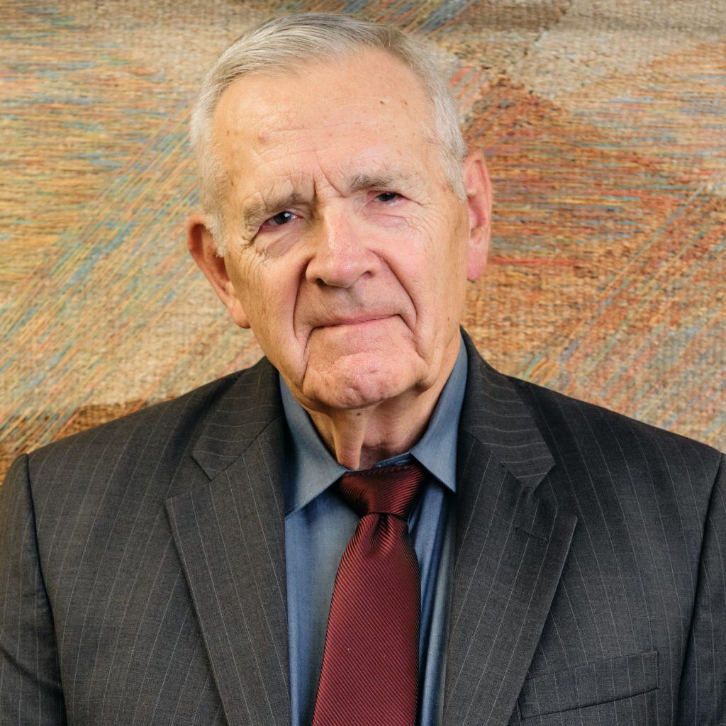 Portrait of Steve Robb