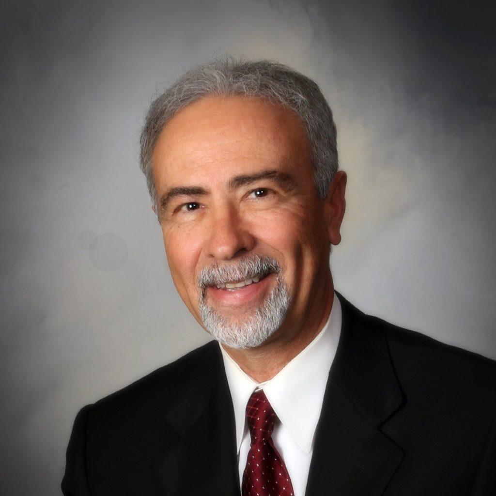 Portrait of David Shepherd