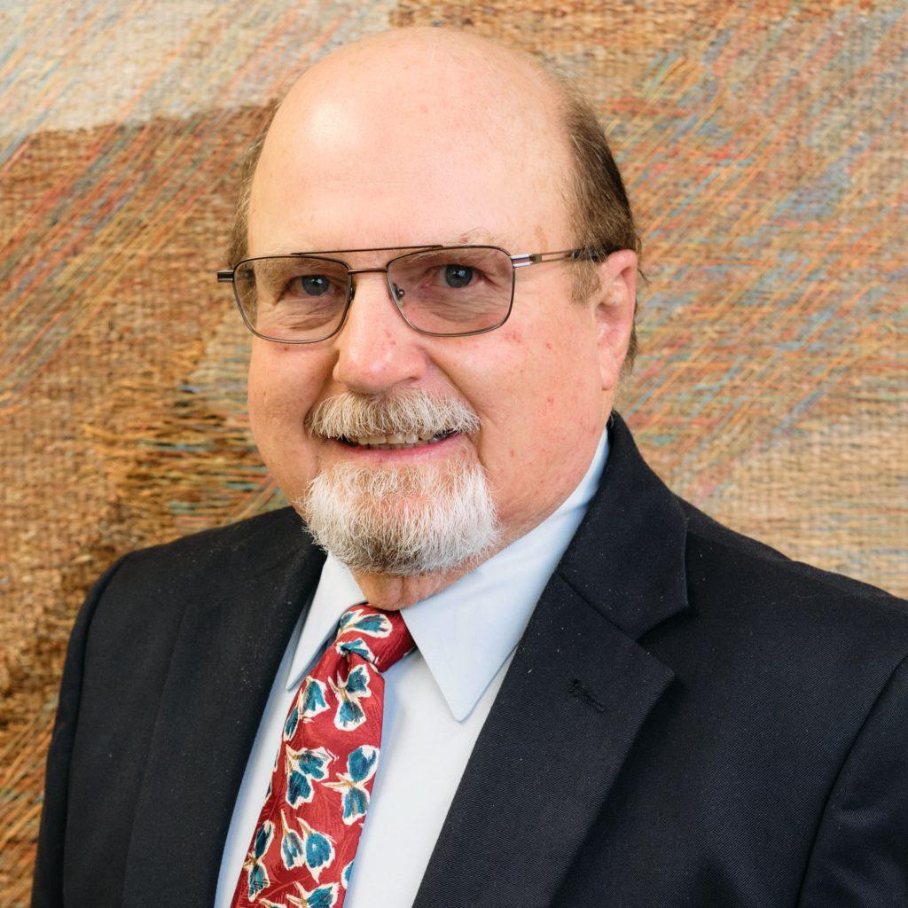 Portrait of Ken Webb